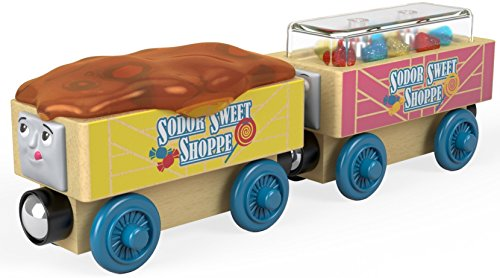 (Fisher-Price Thomas & Friends Wood, Candy)