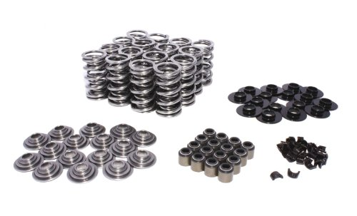 COMP Cams 26925TS-KIT Beehive Valve Spring Kit with Tool Steel Retainers for LS Engine (Beehive Springs Cams Comp)