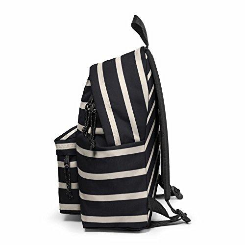 Eastpak Padded Pak'r Mochila Tipo Casual, Diseño Instant Crush, 24 Litros, Color Rosa Multicolor (Gingham Stripe)