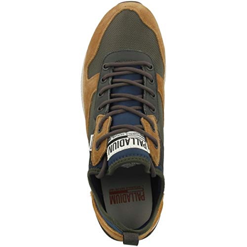 05682 beluga Axeon Indigo Mood Homme Army Palladium Baskets 928 dusty Olive Runner OxBCqv