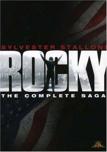 Rocky: The Complete Saga (Rocky / Rocky II / Rocky III / Rocky IV / Rocky V / Rocky Balboa) by Rocky