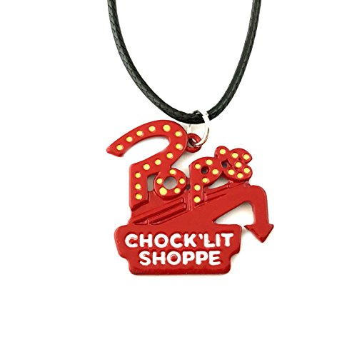 New Horizons Production Riverdale TV Series Pop's Chock'lit Shoppe Pendant Necklace