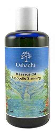 Oshadhi Silhouette Slimming Massage Oil 200 ml