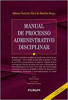 Manual de Processo Administrativo Disciplinar: Revisado