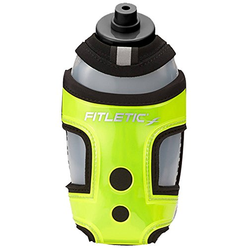 Fitletic Handheld Hydration Bottle - Green