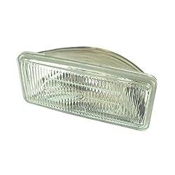 Sealed Beam Headlight Bulb - 12V Trapezoid Beam Ha