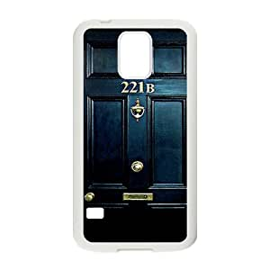 WAGT 221B Door Cell Phone Case for Samsung Galaxy S5