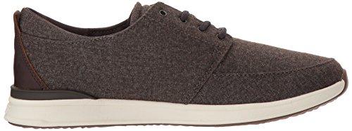 Reef Mens Rover Low TX Sneaker Brown Wool bGcGBVVr