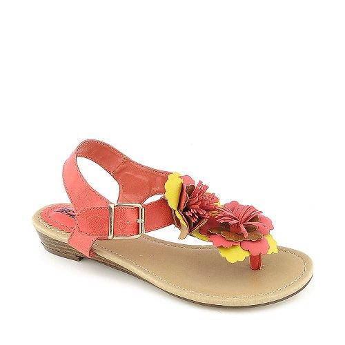 Breckelles Kvinnor Ginny-02 Sandal Honung Dia / Multi