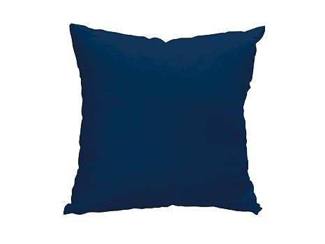 Soleil docre 527240 Funda de cojín 40x40 cm Alix Azul ...