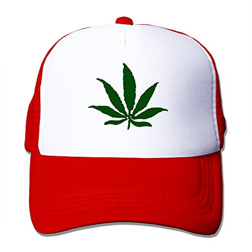 mzone-casual-two-toned-caps-hat-botany-pol-leaf-basketball-visor-cap-red