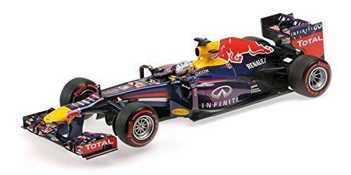 2013 Infiniti Red Bull Racing Renault RB9 - Sebastian Vettel - Winner Brazil Gp 2013 Diecast Model in 1:18 Scale by Minichamps (18 Infiniti 1 Diecast)