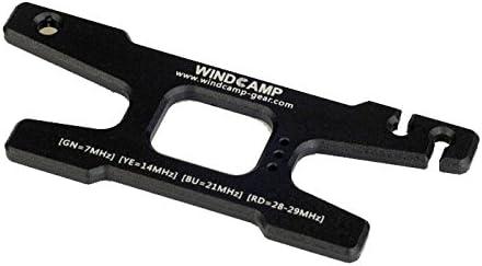 Portátil WINDCAMP gitano 7-30 mhz antena dipolo Horizontal ...