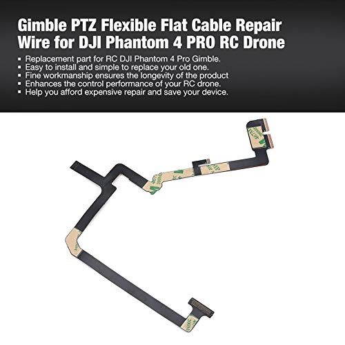 Gimble PTZ Flexible Flat Cable Repair Wire for Phantom 4 PRO RC Drone by Wikiwand (Image #6)