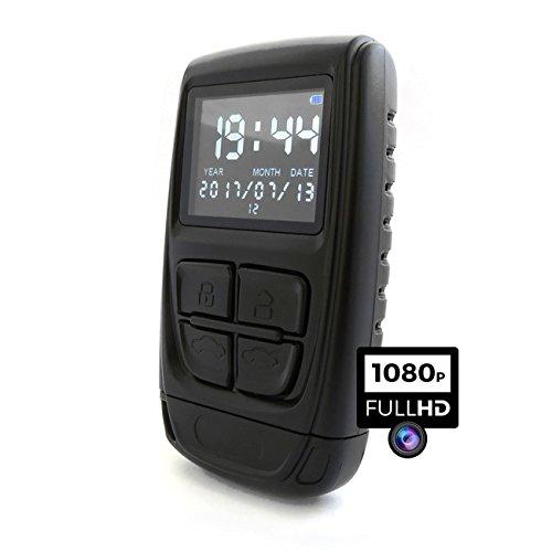液晶搭載 キーレス型ビデオカメラ 1080P 小型カメラ B079VP7XZS