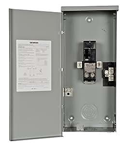 Siemens W0202MB1200CU 200 Amp Outdoor Circuit Breaker Enclosure