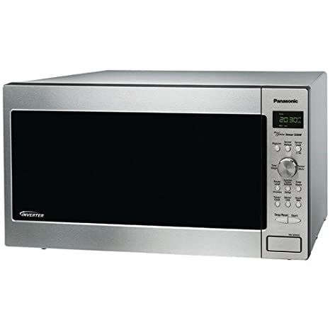 Amazon.com: Panasonic Genius Prestige NN-SD962S Horno de ...