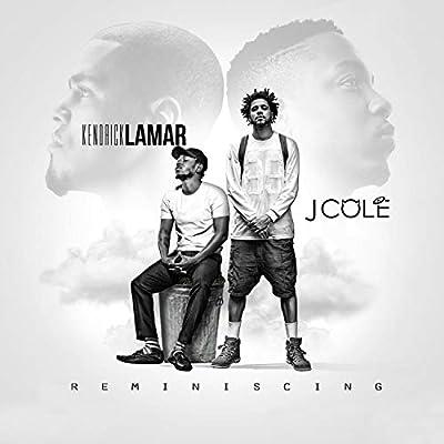 "Sulili Kendrick Lamar & J Cole Reminiscing Poster Art Print Wall Posters Size 20""x20"""