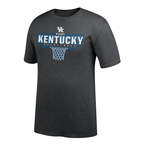 Kentucky Wildcats Basketball Jersey - Elite Fan Shop University of Kentucky Wildcats Tshirt Basketball Charcoal - XXL