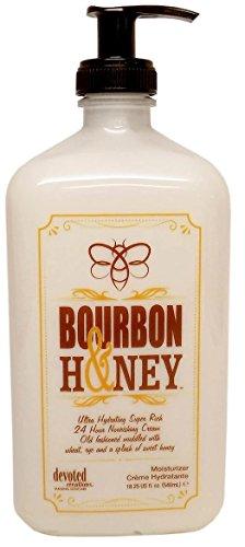 Devoted Creations Bourbon & Honey Ultra- Hydrating Nourishing Moisturizer Cream 18.25 ounce