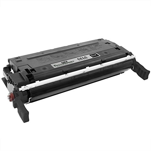 Speedy Inks - Remanufactured Replacement for HP 641A HP C9720A Black Laser Toner Cartridge for use in Color LaserJet 4600, 4600dn, 4600dtn, 4600hdn, 4600n, 4650, 4650dn, 4650dtn, 4650hdn, 4650n (Printer 4650n Laser)