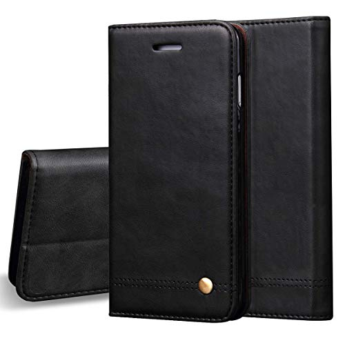 Classic Leather Protective Kickstand Magnetic