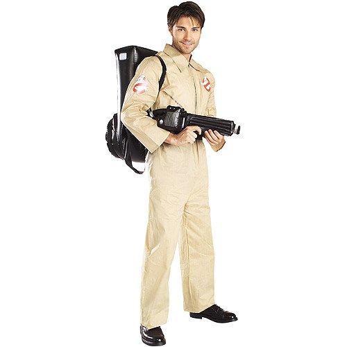 Ghostbusters Peter Venkman Adult Halloween Costume - One Size]()