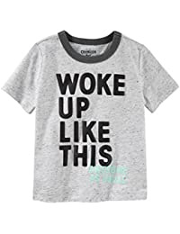 Toddler Boys' Graphic Tees