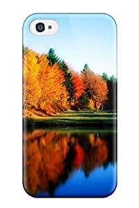 Cmcjqza1689MiRCH Snap On Case Cover Skin For Iphone 4/4s(nature Picturess)