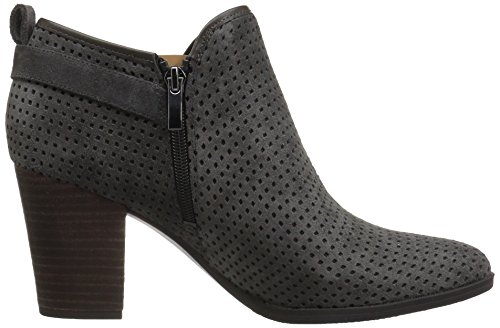Franco Sarto Women's Dakota Ankle Boot Charcoal Grey pHs9o3x