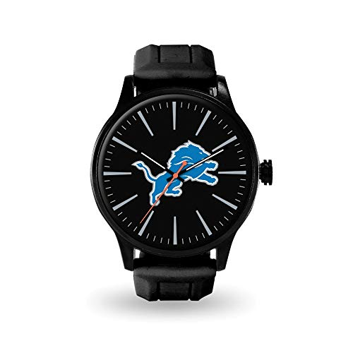 Q Gold Gifts Watches NFL Detroit Lions Cheer Watch by Rico Industries