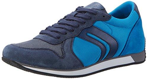 Geox Herren U Vinto C Sneaker Blau (Lt Navy/Azurecb44d)