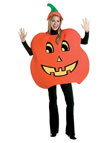 (Adult Pumpkin Costume - ST)