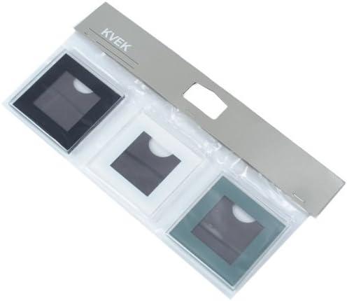 Amazon De Ikea Kvek Quadratisch Magnetischen Bilderrahmen Kuhlschrank Magnete