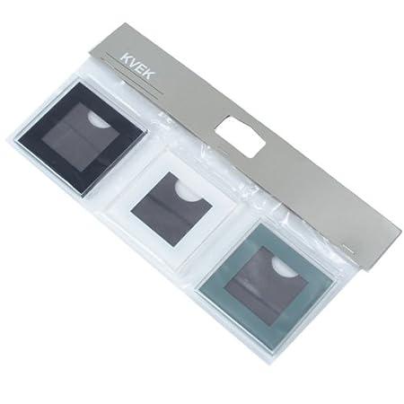 IKEA Kvek cuadrado marcos de fotos magnéticos - imanes de nevera ...