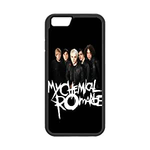 Generic Case My Chemical Romance For iPhone 6 Plus 5.5 Inch Q2A2528410