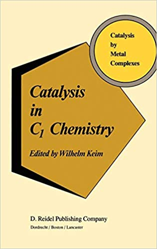 Catalysis in C1 Chemistry (Catalysis by Metal Complexes)