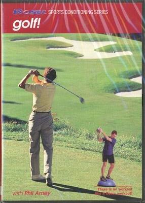 Bosu Sports Series - Golf DVD