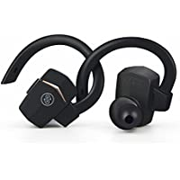 True Wireless Earbuds, Savy Sweatproof Sports Earphones,Bluetooth 4.1 Bass-Enhanced HD Sound In-Ear Headphones with Mic for iPhone, Android and More
