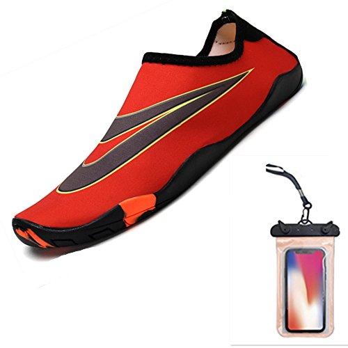 Shoes for Quick Aqua Dry Sports Barefoot Men 1 Women Socks Water Yoga Yaheeda Style Shoes wgvTxqI
