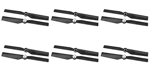 6 x Quantity of Walkera Runner 250 DIY 250-Z-01 Propellers Blades Props Self Tightening 2pc - FAST FROM Orlando, Florida USA! by HobbyFlip (Blade Runner Figure compare prices)