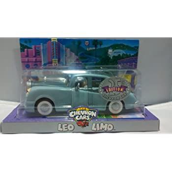 Chevron Cars Leo Limo 25th Edition, with Moon Roof, Limousine