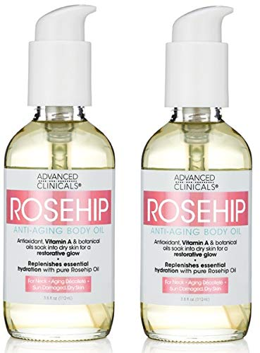 Rosehip Body Oil from Advanced Clinicals