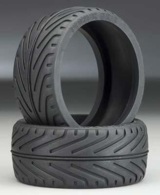 (Ofna 1/8 Street Tire w/o Belt:Buggy OFN86052 )