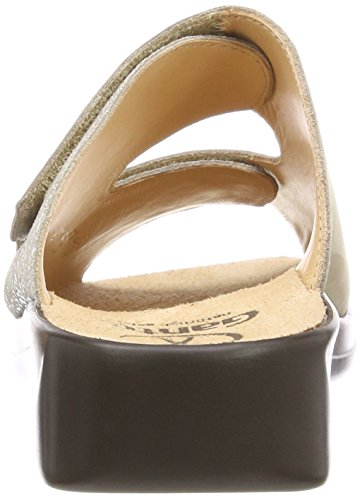 Monica Femme Mules 1900 taupe Beige g Ganter aBvnW7PHP