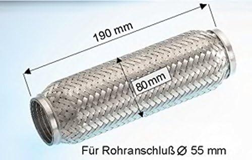Abgasanlage Ebersp/ächer 99.006.79 Flexrohr