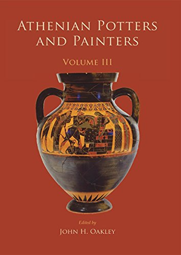 Athenian Potters and Painters III: - Oakleys Painting