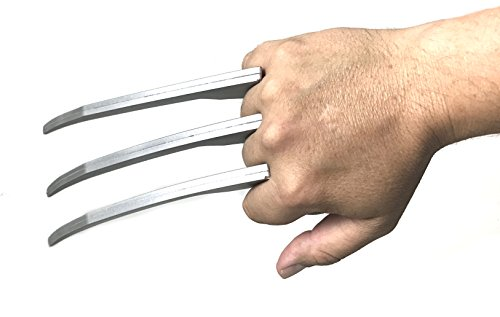 Wolverine Foam Hand Claw Halloween costume accessory Logan X men - All Wolverine Costumes