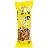 Barras nutritivas de avena con Manzana 100% natural (42 pz)