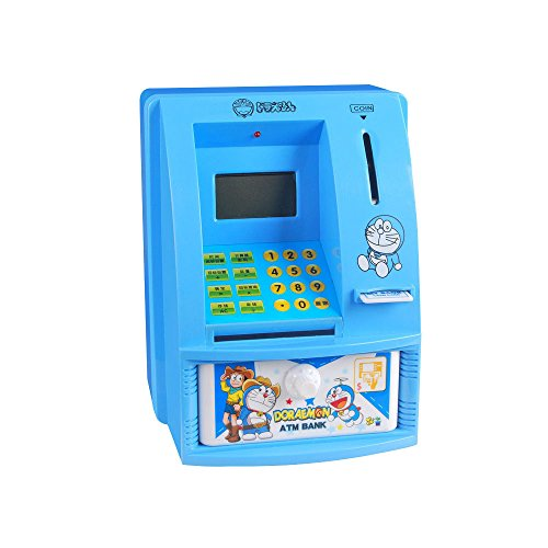 Personal ATM Money ,Coin Bank Machine and Digital Display